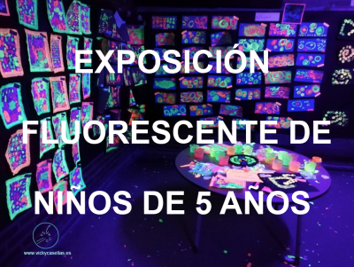 Exposición-fluorescente.-niños.-Vicky-Casellas