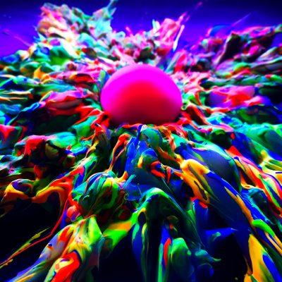 Vicky-Casellas.-Explosión-fluorescente.-Técnica-mixta-sobre-madera.-40-x-40-cm-blog
