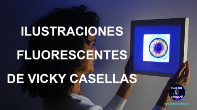 Vicky-Casellas.-Ilustraciones-fluorescentes.-Fluorescent-Art.-Fluo-Art-Casellas