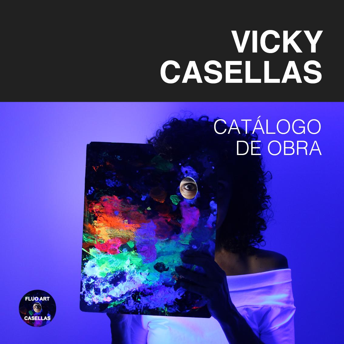 Vicky-Casellas.-Catálogo-de-obras-a-la-venta.-Arte-fluorescente.-Fluo-art